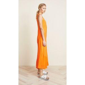 b705e5de Ganni Dresses | Nwt Sold Out Wilkie Dress Turmeric Size 36 | Poshmark